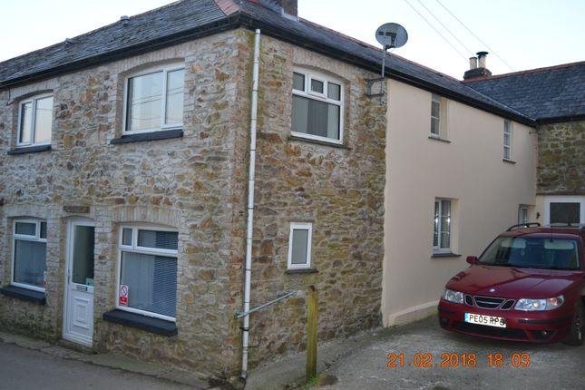 Thumbnail Cottage to rent in Mount, Bodmin