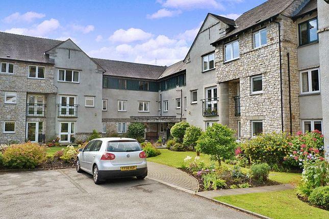 Thumbnail Flat for sale in Hampsfell Grange, Grange-Over-Sands