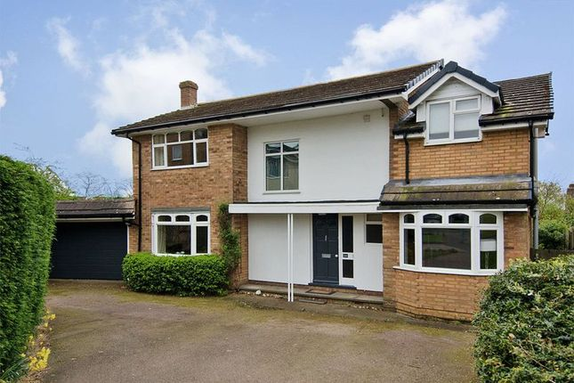 Thumbnail Detached house for sale in Hillside, Lichfield