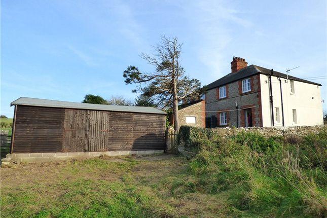 Rear Garden of Cogden Cottage, Coast Road, Burton Bradstock, Bridport DT6