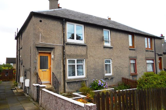 Thumbnail Flat to rent in Rintoul Avenue, Blairhall, Fife