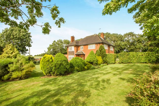 Thumbnail Detached house for sale in Tilton Road, Billesdon, Leicester