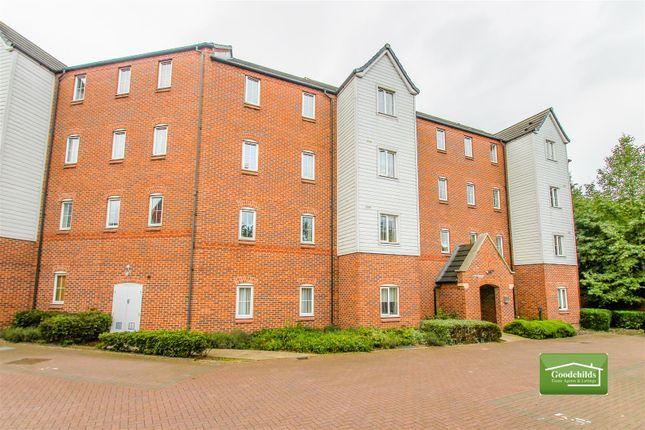 Thumbnail Flat to rent in Bridgeside Close, Brownhills, Walsall