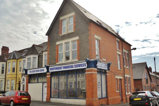 Thumbnail Studio for sale in Monthermer Road, Cathays, Cardiff