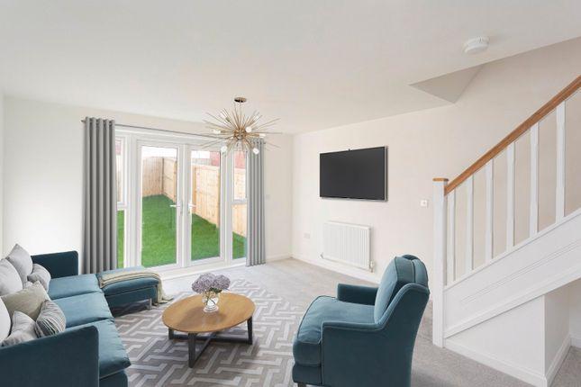 Living Room of Wood Close, Kirkham, Lancashire PR4