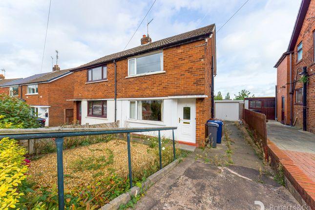 2 bed semi-detached house for sale in Norfolk Road, Walton-Le-Dale, Preston PR5