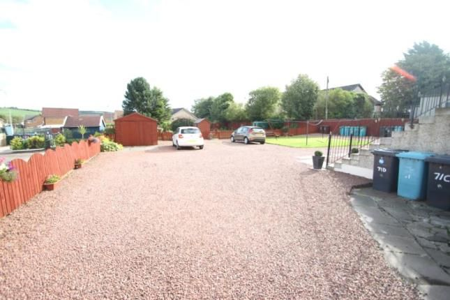 Garden of Main Street, Chapelhall, Airdrie, North Lanarkshire ML6