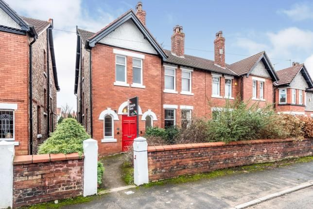 5 bed semi-detached house for sale in Victoria Avenue, Crosby, Liverpool, Merseyside L23