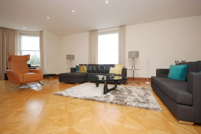 Thumbnail Flat to rent in Abbey Lodge, Park Road, St Johns Wood