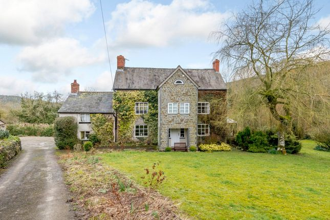 Thumbnail Detached house for sale in Woodside, Craven Arms, Shropshire
