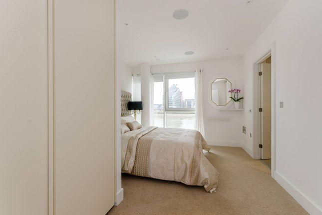 Thumbnail Flat to rent in Riverwalk Apartments, Fulham