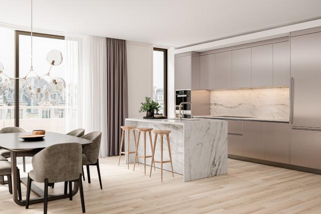 2 bed flat for sale in Great Portland, Marylebone, London W1W