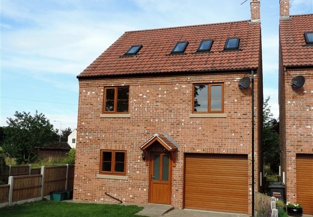 Thumbnail Detached house to rent in Brigg Lane, Camblesforth, Selby