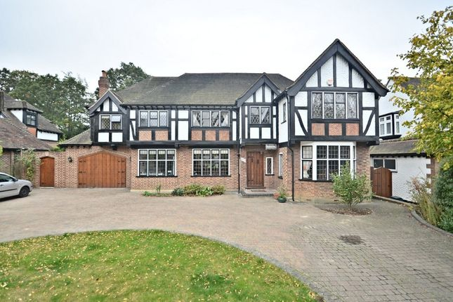 Thumbnail Detached house for sale in Birchwood Road, Petts Wood, Orpington