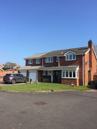 Thumbnail Detached house for sale in Tregate Close, Osbaston, Monmouth, Sir Fynwy