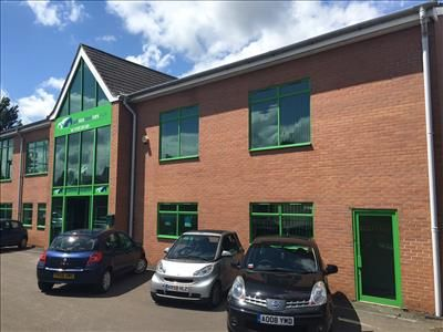 Office to let in Just Nice Clean Offices, Millers Road, Warwick