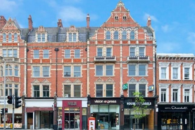 Thumbnail Flat for sale in Kensington High Street, London
