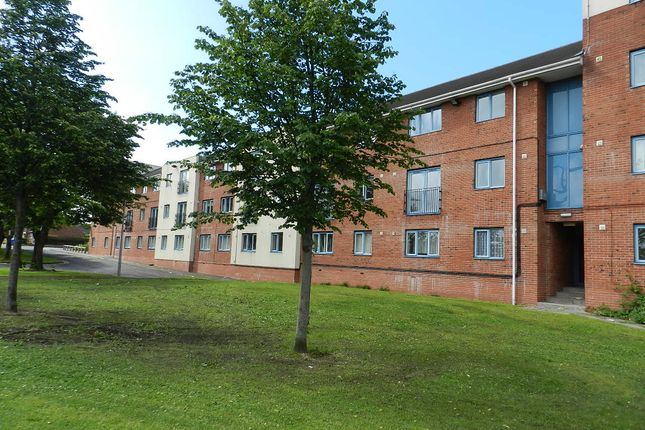 Thumbnail Flat to rent in Gregory Street, Longton, Stoke-On-Trent