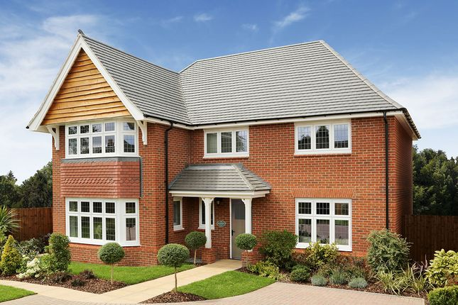 "Thumbnail Detached house for sale in ""Balmoral"" at Milton Hill, Steventon, Abingdon"