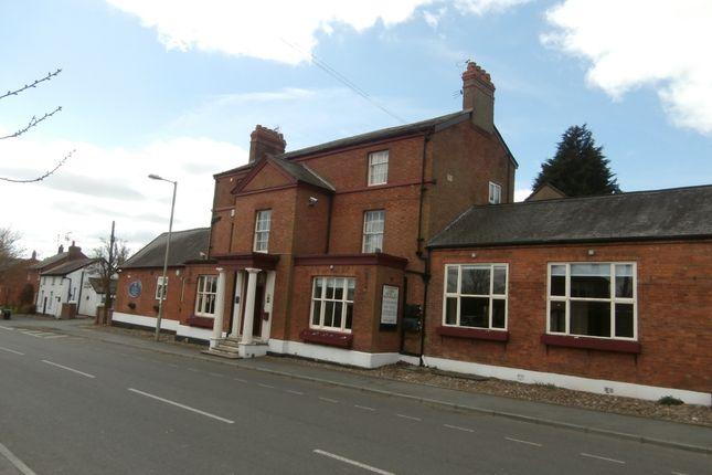 Thumbnail Pub/bar for sale in Dodington Lodge, Chester Road, Whitchurch, Shropshire