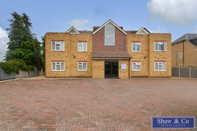 Thumbnail Flat for sale in Long Lane, Stanwell, Staines