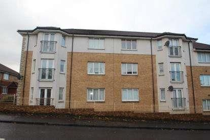Thumbnail Flat to rent in Invergordon Place, Airdrie