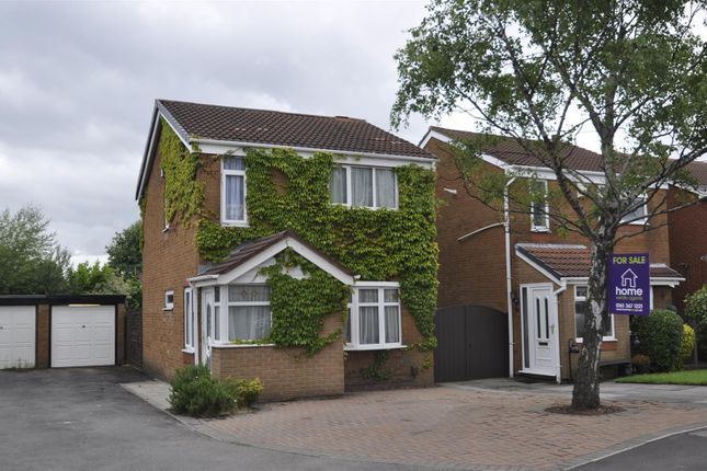 Thumbnail Detached house for sale in Sandbrook Way, Denton, Manchester