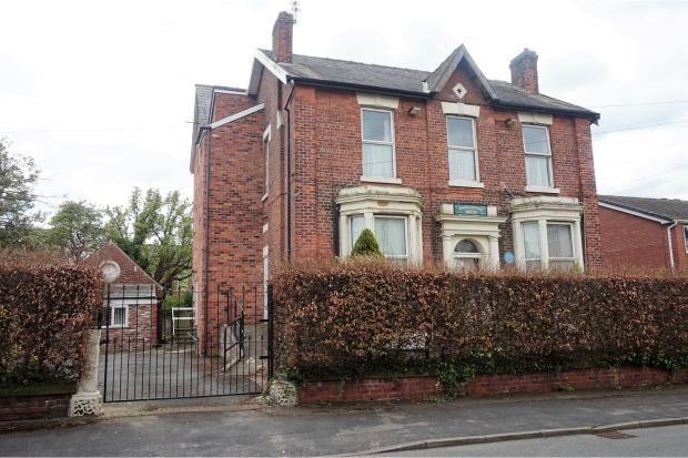 Thumbnail Property for sale in Rose Terrace, Preston