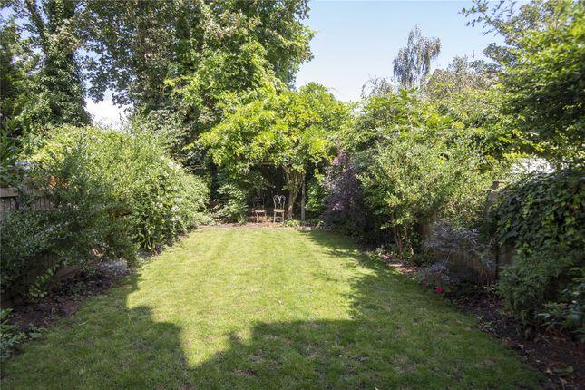 Garden of Southborough Road, London E9