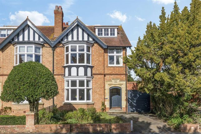 Thumbnail Semi-detached house for sale in Greenhill Park Road, Evesham, Worcestershire