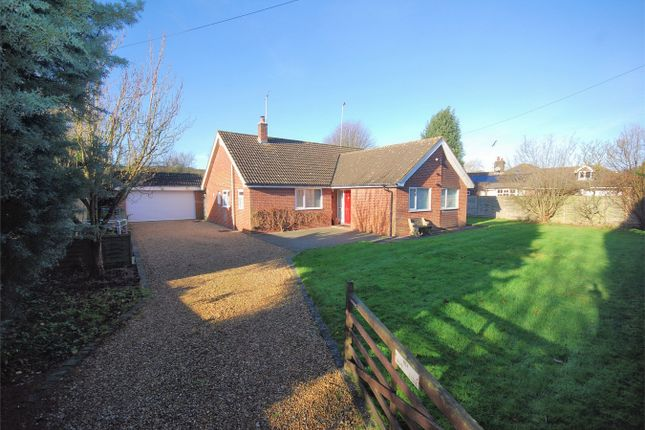Thumbnail Detached bungalow for sale in London Road, Wendover, Buckinghamshire