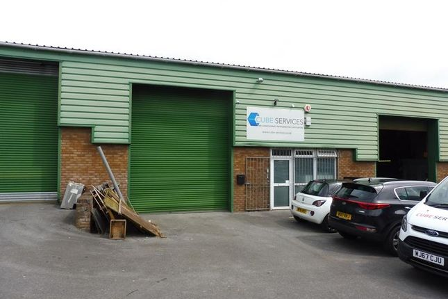 Thumbnail Light industrial to let in 5 Parkwood Close, Plymouth, Devon