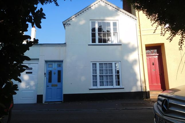 Thumbnail Semi-detached house for sale in The Strand, Topsham, Exeter