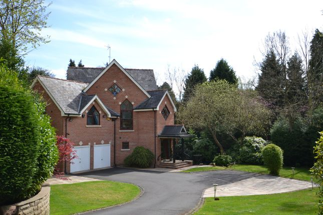 Thumbnail Detached house to rent in Alan Drive, Hale, Altrincham
