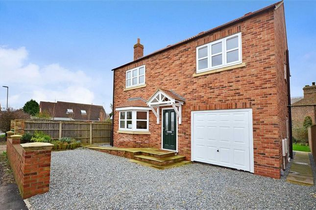 Thumbnail Detached house for sale in North Street, Barmby On The Marsh, Goole