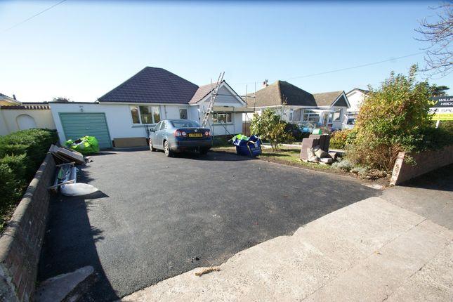 Thumbnail Detached bungalow for sale in Preston Down Road, Preston, Paignton
