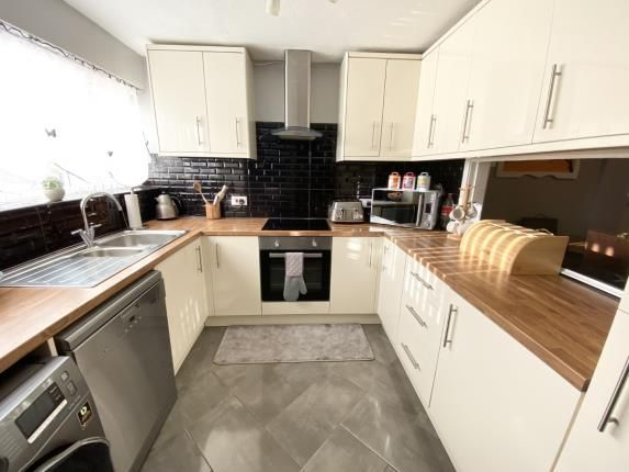 Kitchen of Red Hall Avenue, Connah's Quay, Deeside, Flintshire CH5