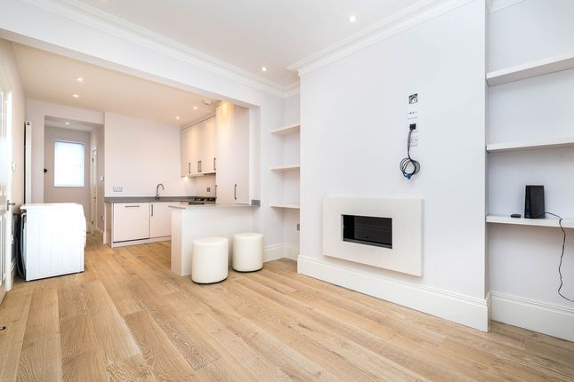 Thumbnail Terraced house to rent in Homer Street, Marylebone, London