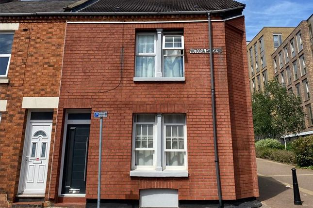 5 bed terraced house for sale in Victoria Gardens, Northampton NN1