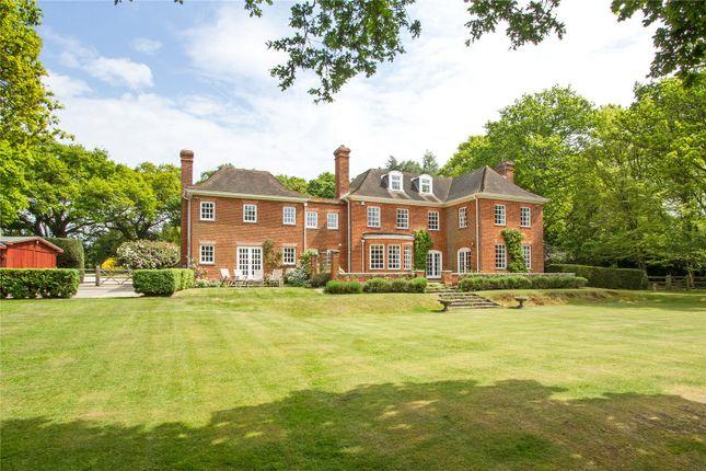 Thumbnail Detached house for sale in Kiln Lane, Farley Hill, Reading, Berkshire