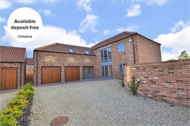 Thumbnail Detached house to rent in Oxborough Road, Boughton, King's Lynn