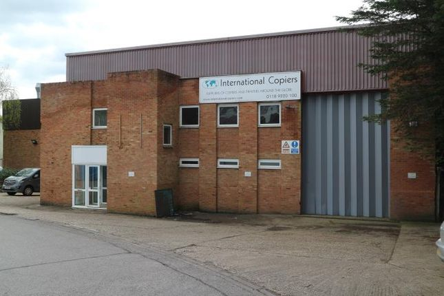Thumbnail Warehouse to let in Unit 6B, Preston Road, Reading, Berkshire