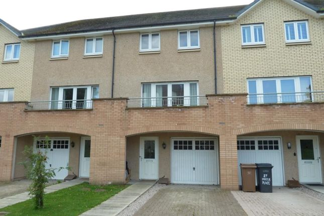 Exterior of Frater Place, Aberdeen AB24