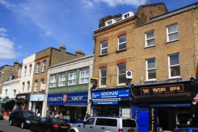 Exterior of Deptford High Street, Deptford, London SE8