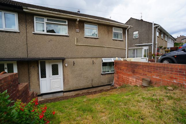 Thumbnail Semi-detached house for sale in Birch Grove, Risca, Newport