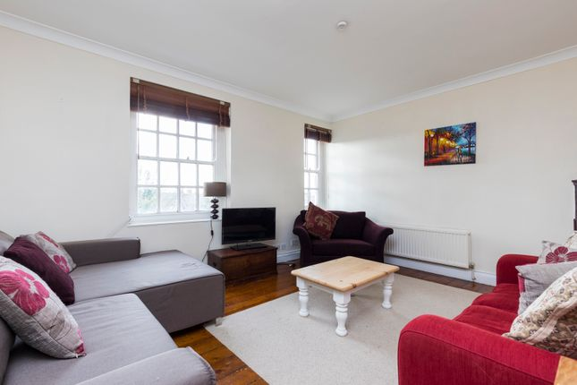 Thumbnail Flat to rent in Albion Avenue, London
