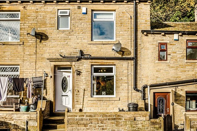 Thumbnail Terraced house for sale in Spring Bank, Luddenden, Halifax