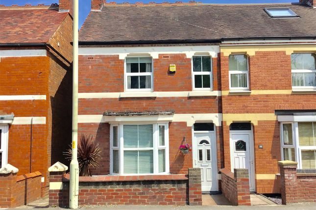 Thumbnail Semi-detached house for sale in Holyhead Road, Oakengates, Telford