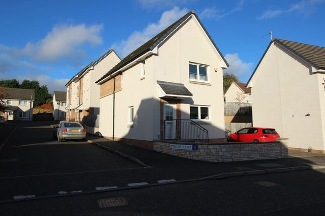 Thumbnail Semi-detached house to rent in Donalds Court, Dundee