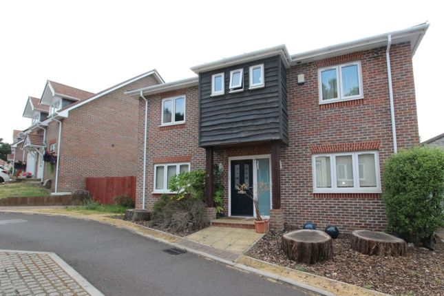 Thumbnail Room to rent in Hill Cottage Gardens, West End, Southampton